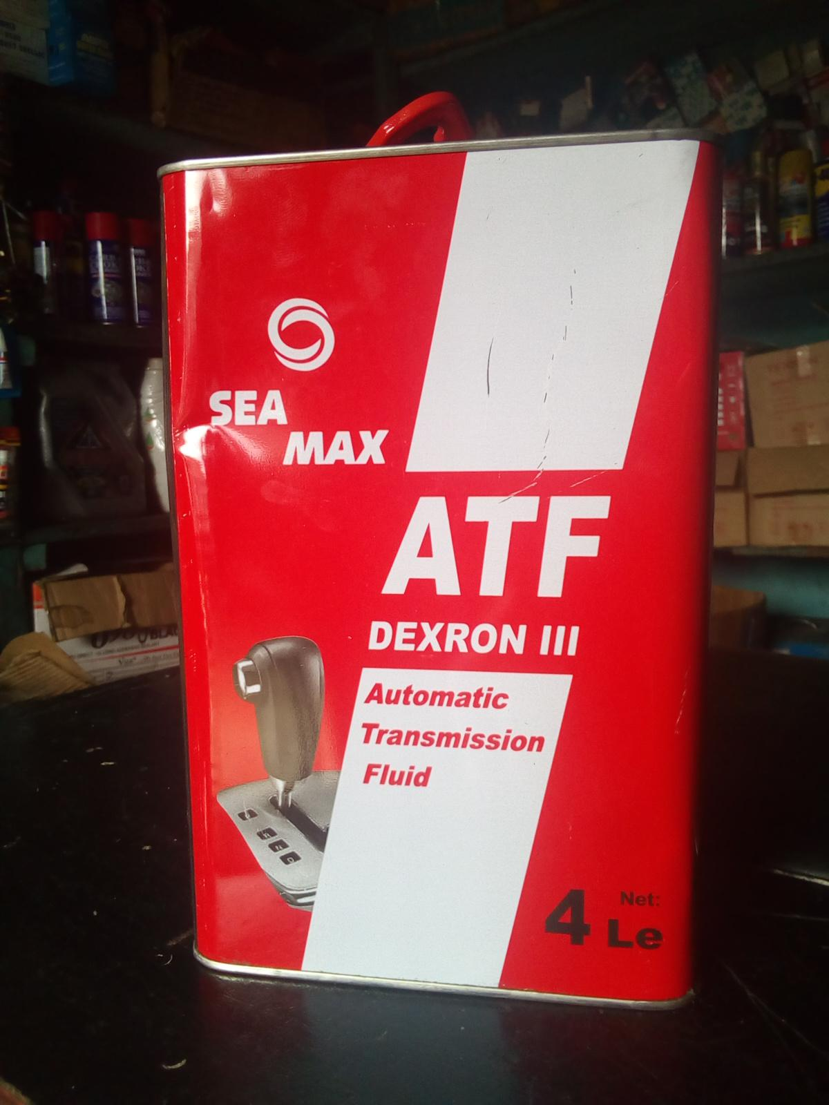 SEAMAX Automatic Transmission Fluid - None
