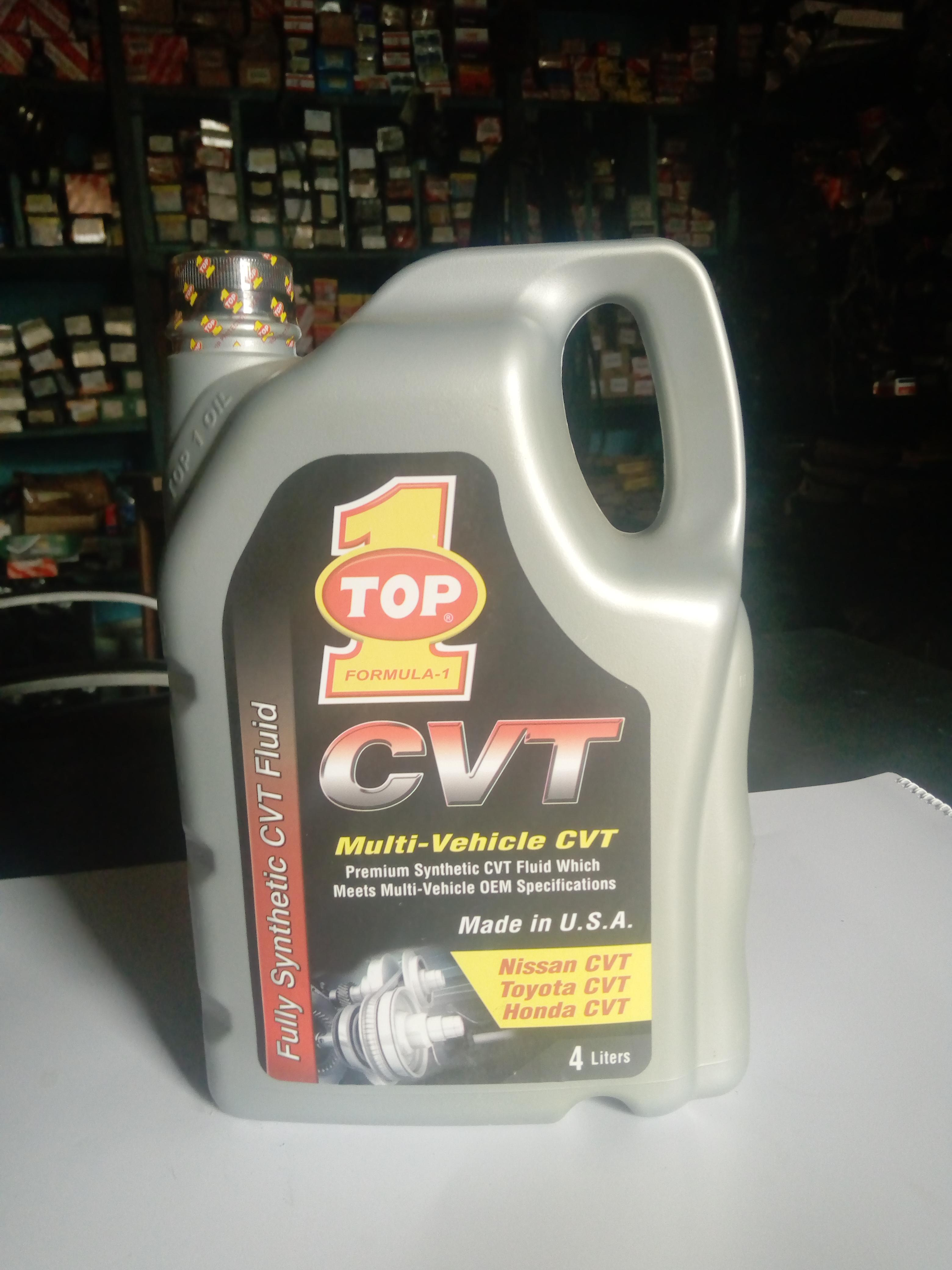 NEW TOP1 GEARBOX OIL