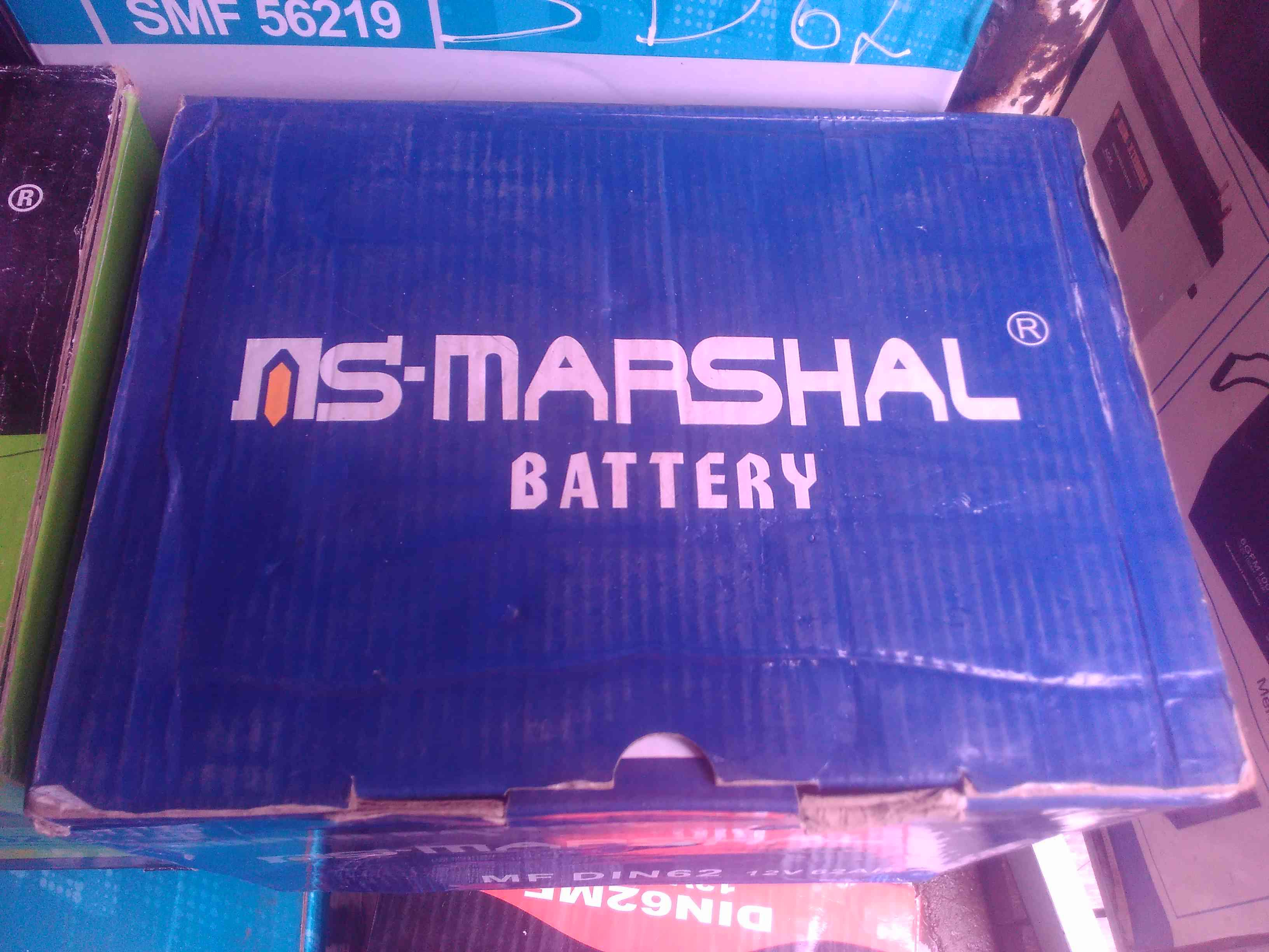 new ns marshal battery