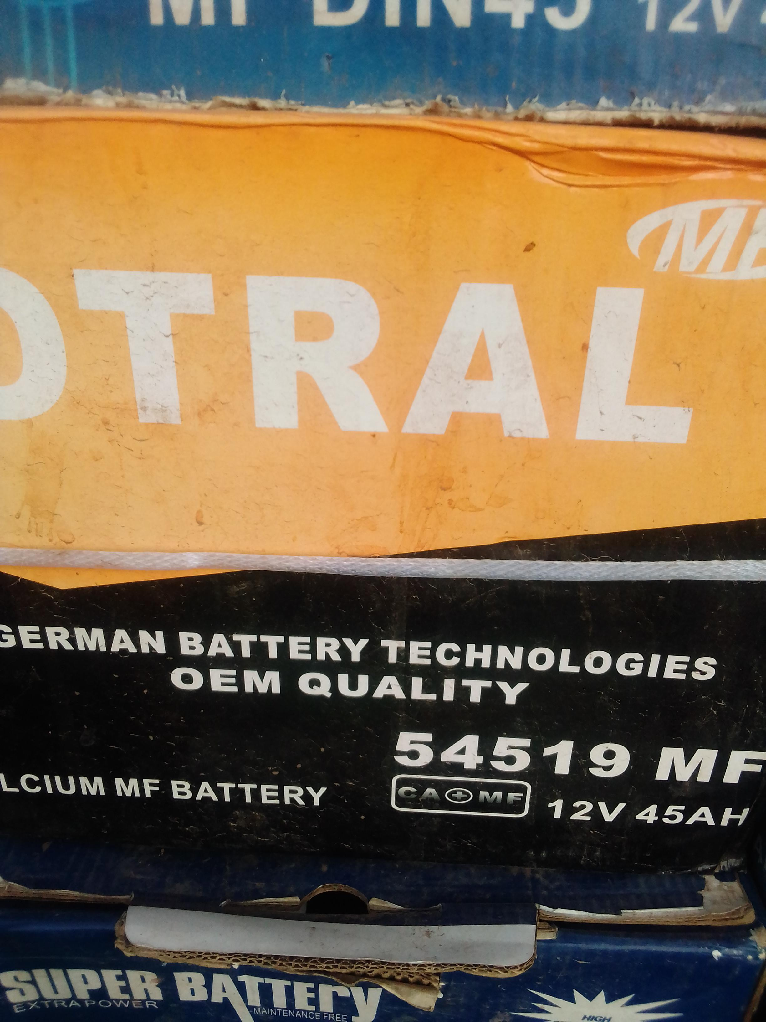 authentic otral battery