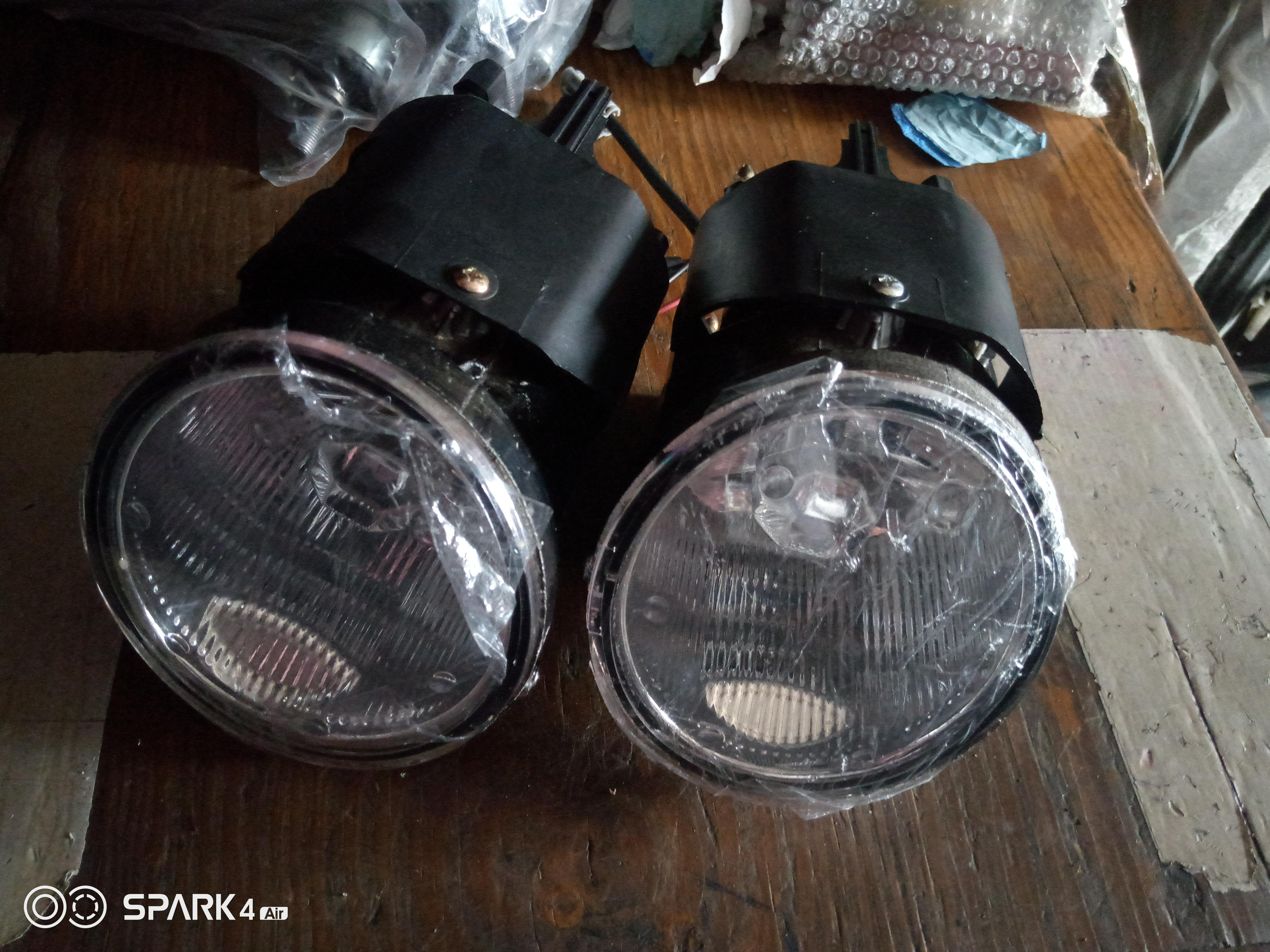 ABS Fog Light -  Toyota 2008 Matrix