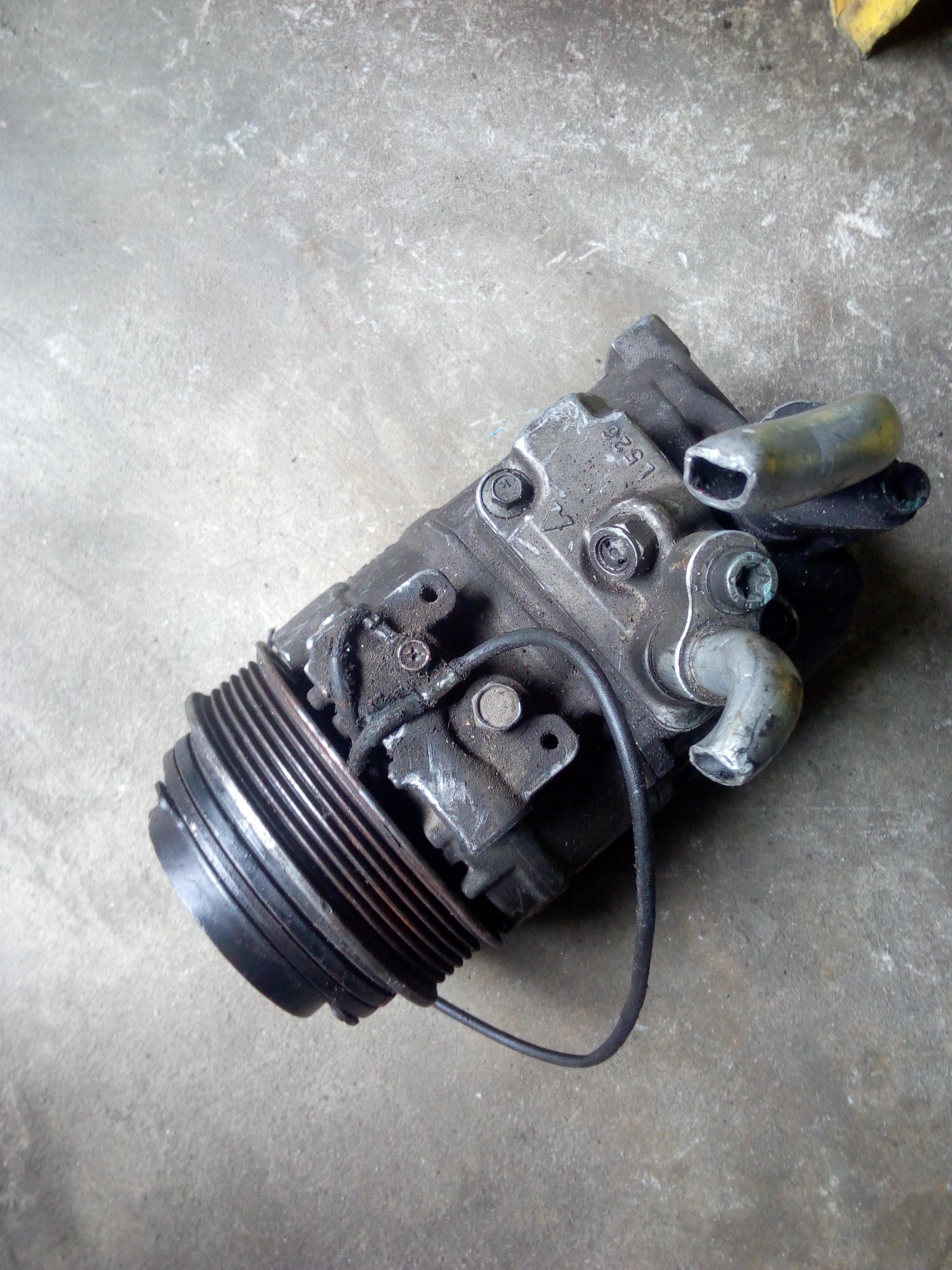 clean europe used compressor