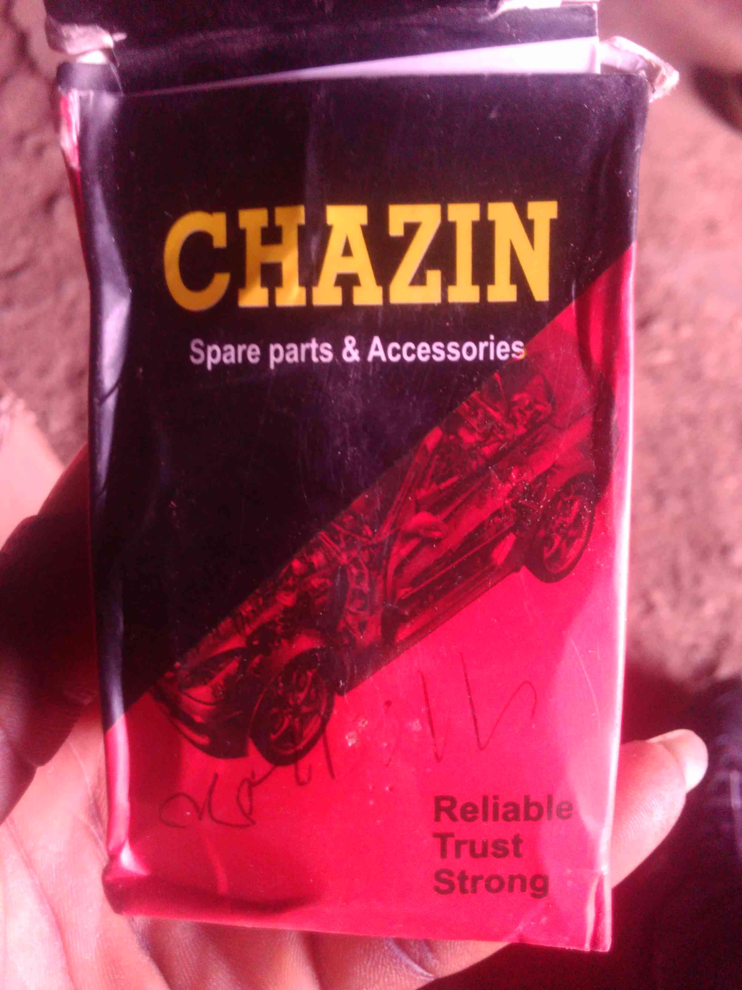NEW GENUINE CHAZIN OUTER SHAFT