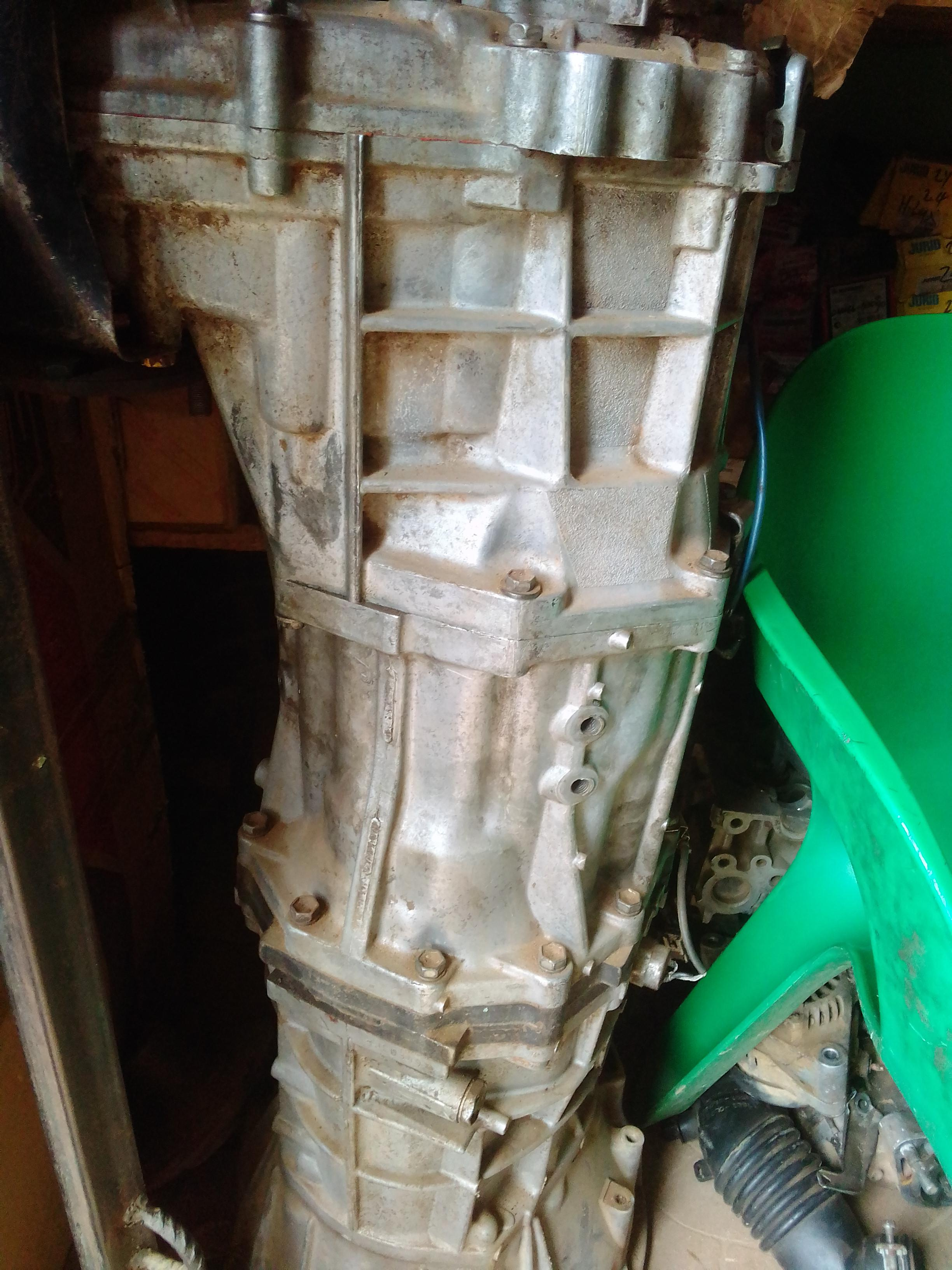 clean europe used gear box
