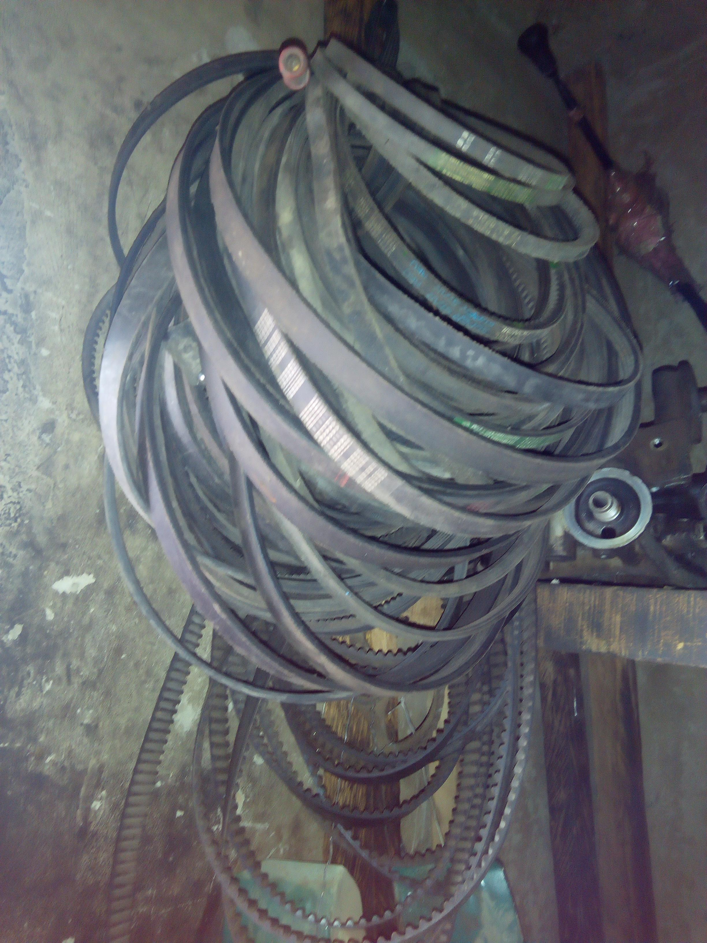USED Timing Belt -  Toyota 2001-2015 Camry