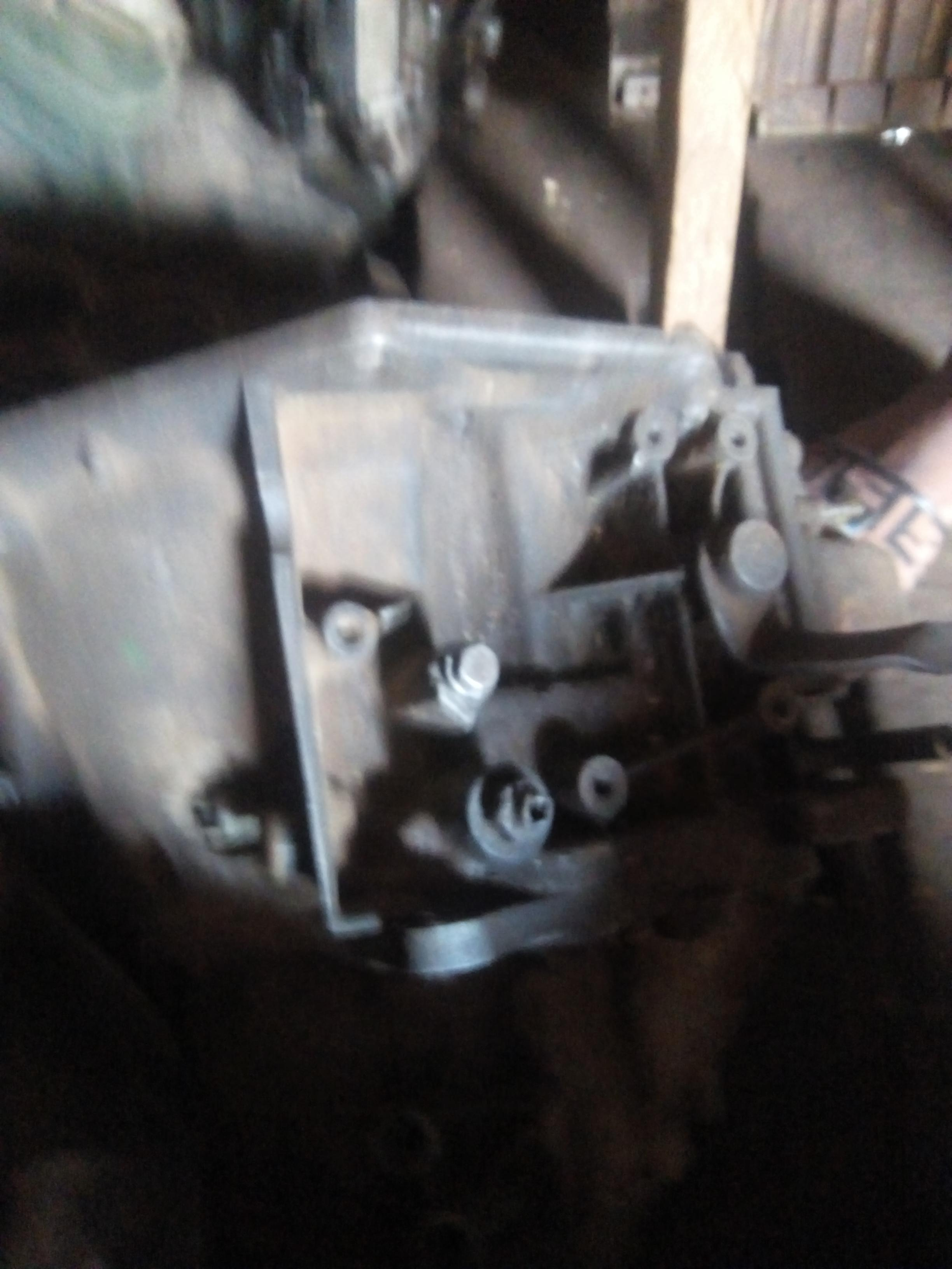 Used Gear Box -  Peugeot 2007 407