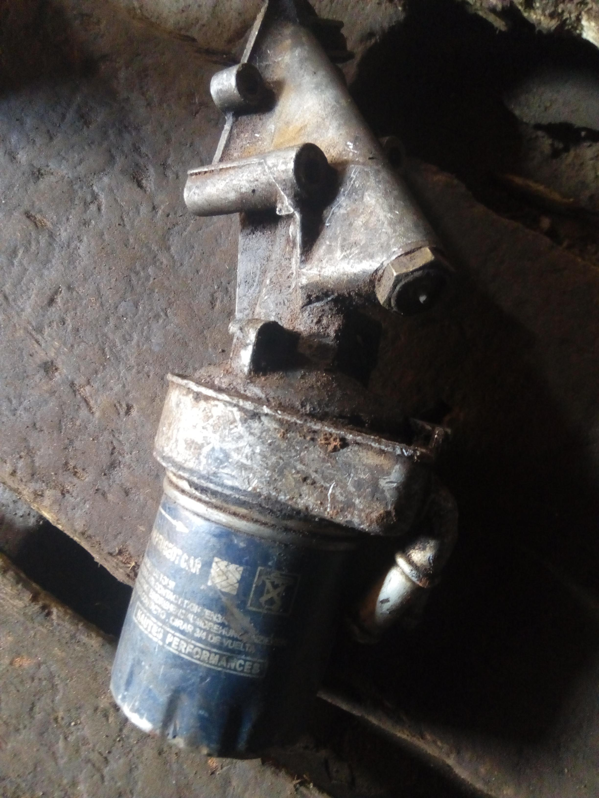 AMERICAN USED OIL FILTER