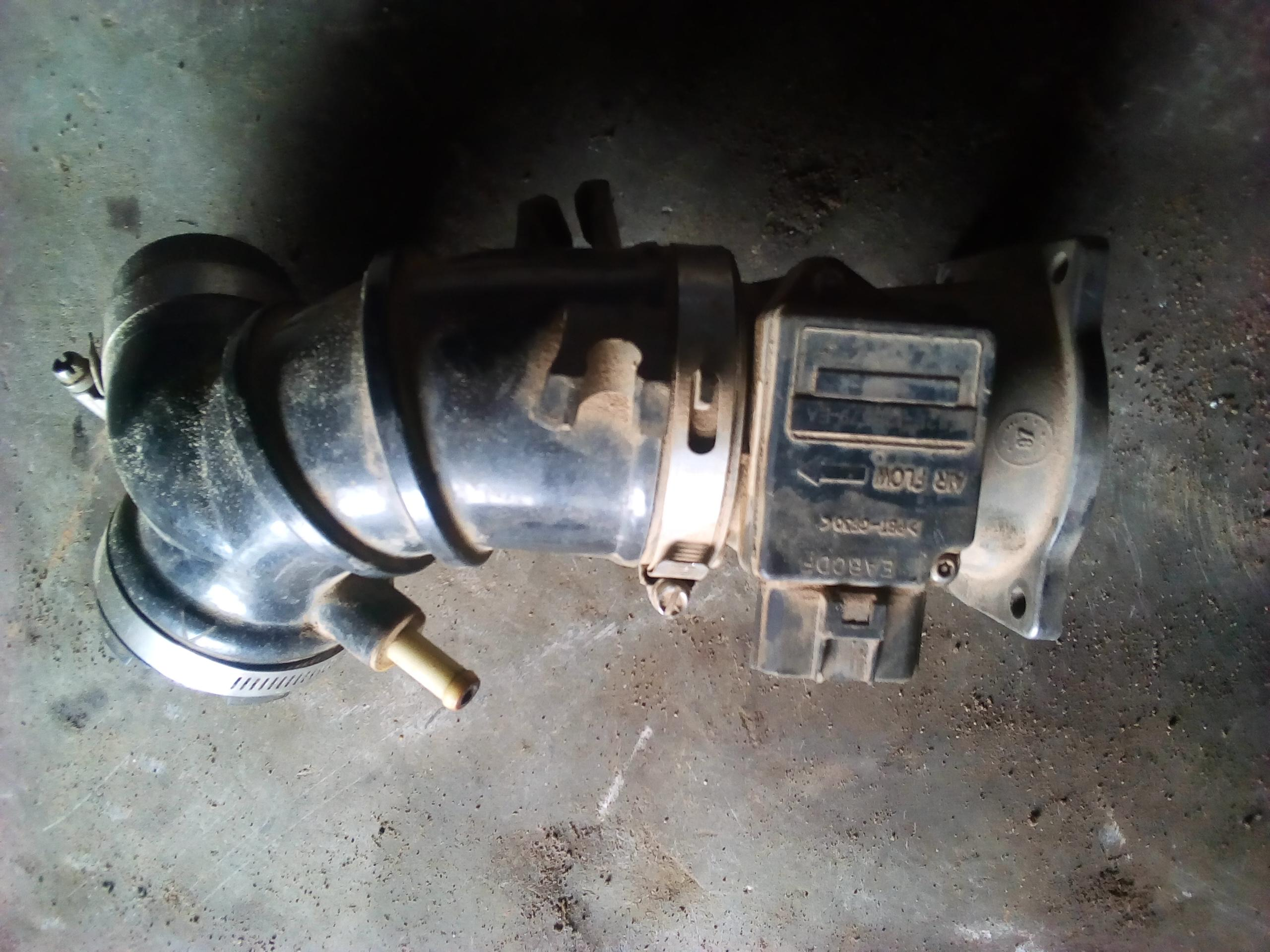 fairly used american air flow pipe