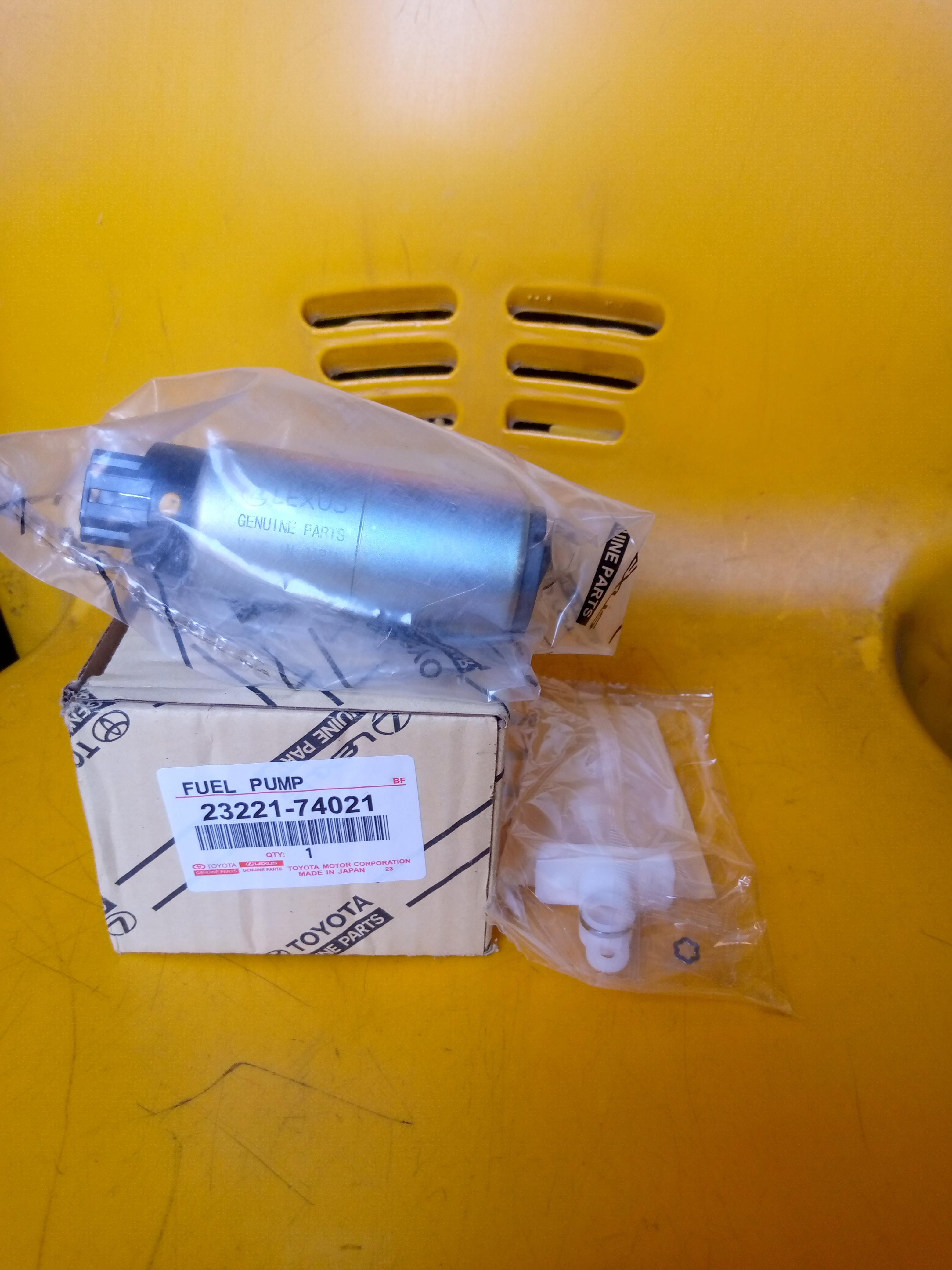 GENUINE TOYOTA FUEL PUMP