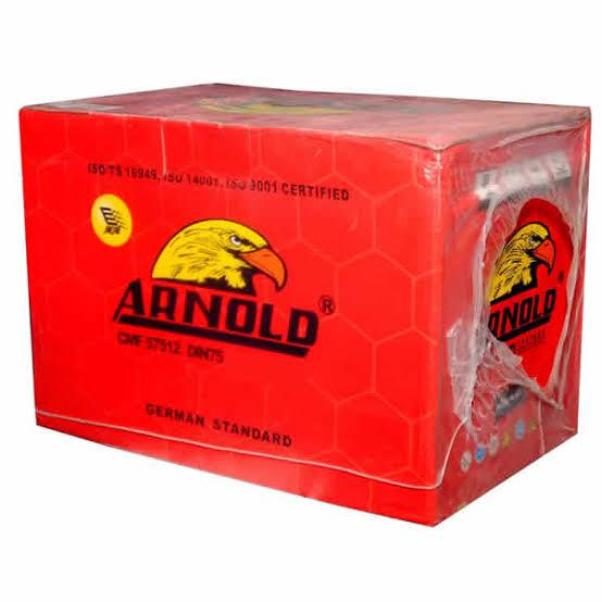 new arnold battery