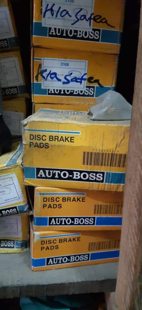 NEW ORIGINAL BRAKE DISC