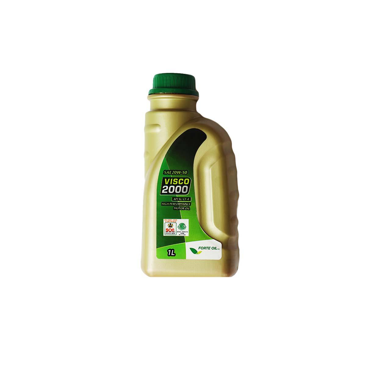 GENUINE VISCO 2000 ENGINE OIL
