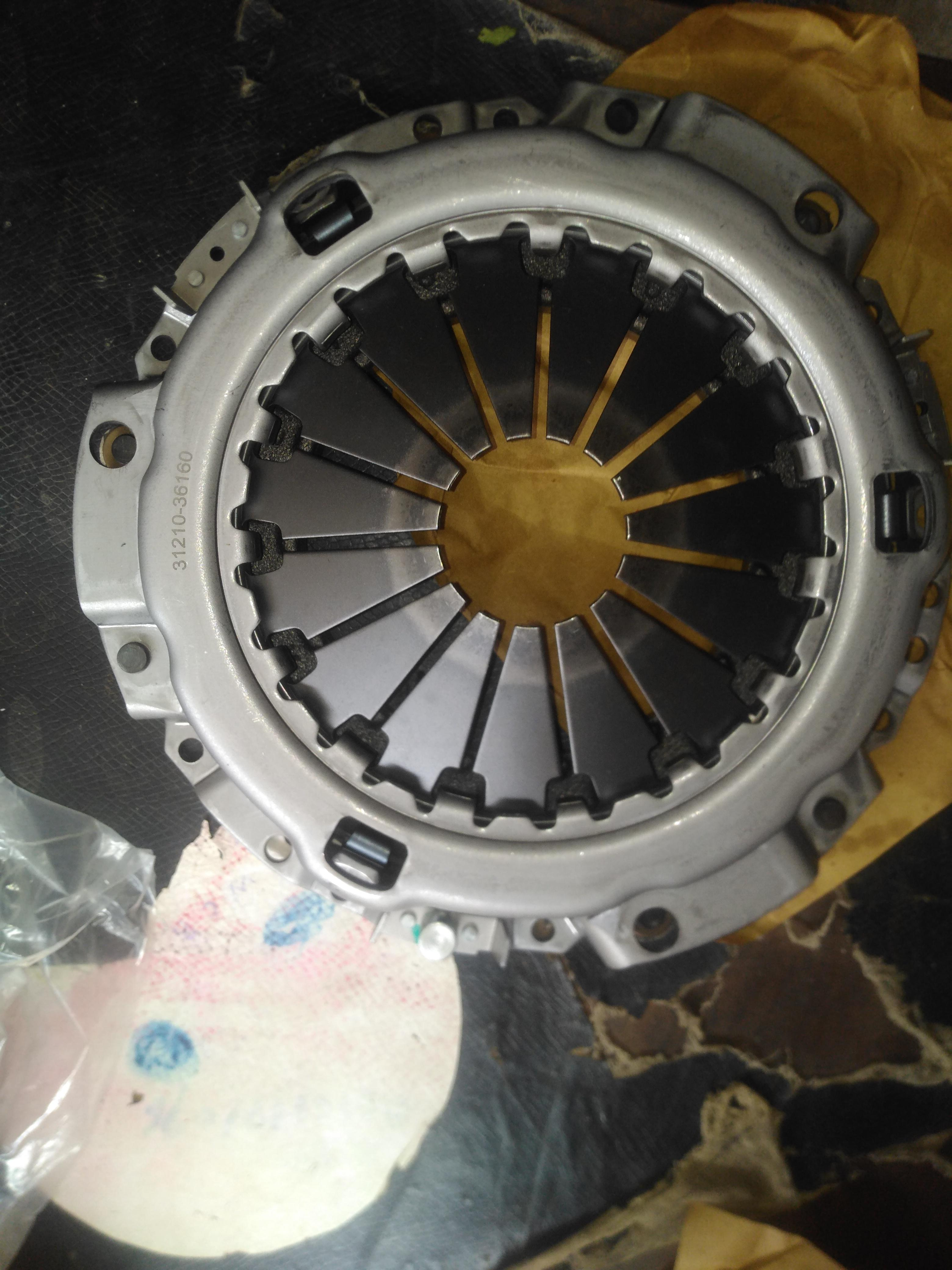 TOYOTA Clutch Disc - None