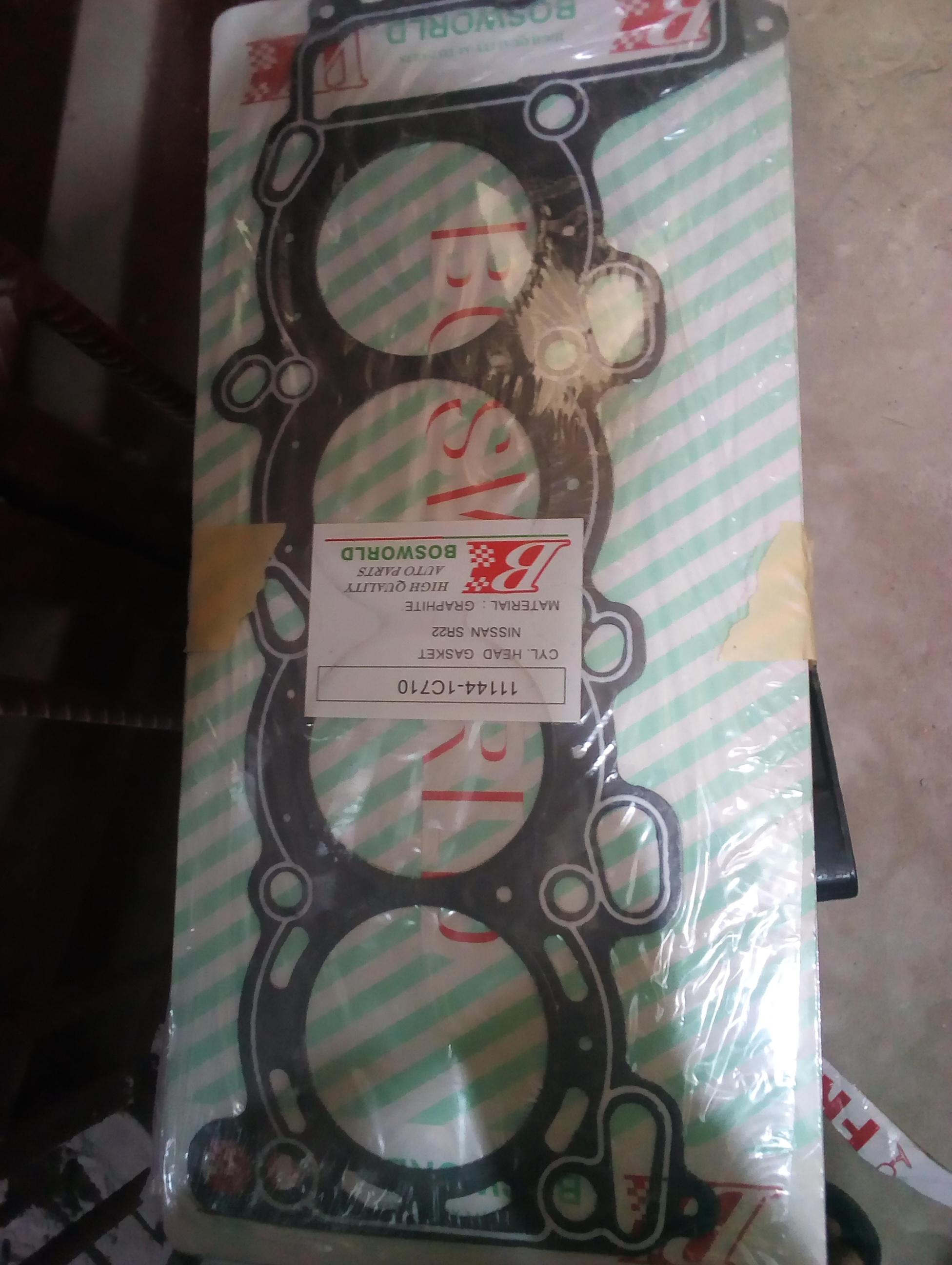 BOS Cylinder Head Gasket - None