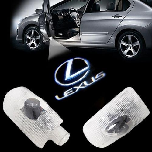 NEW GENUINE CAR DOOR LOGO LIGHT
