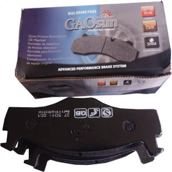 new gaosun brake pad