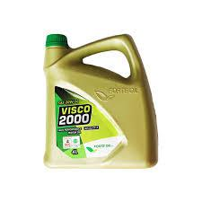 NEW VISCO 2000 ENGINE OIL