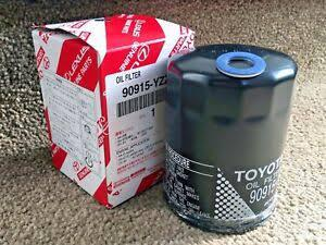 new toyota oil filter
