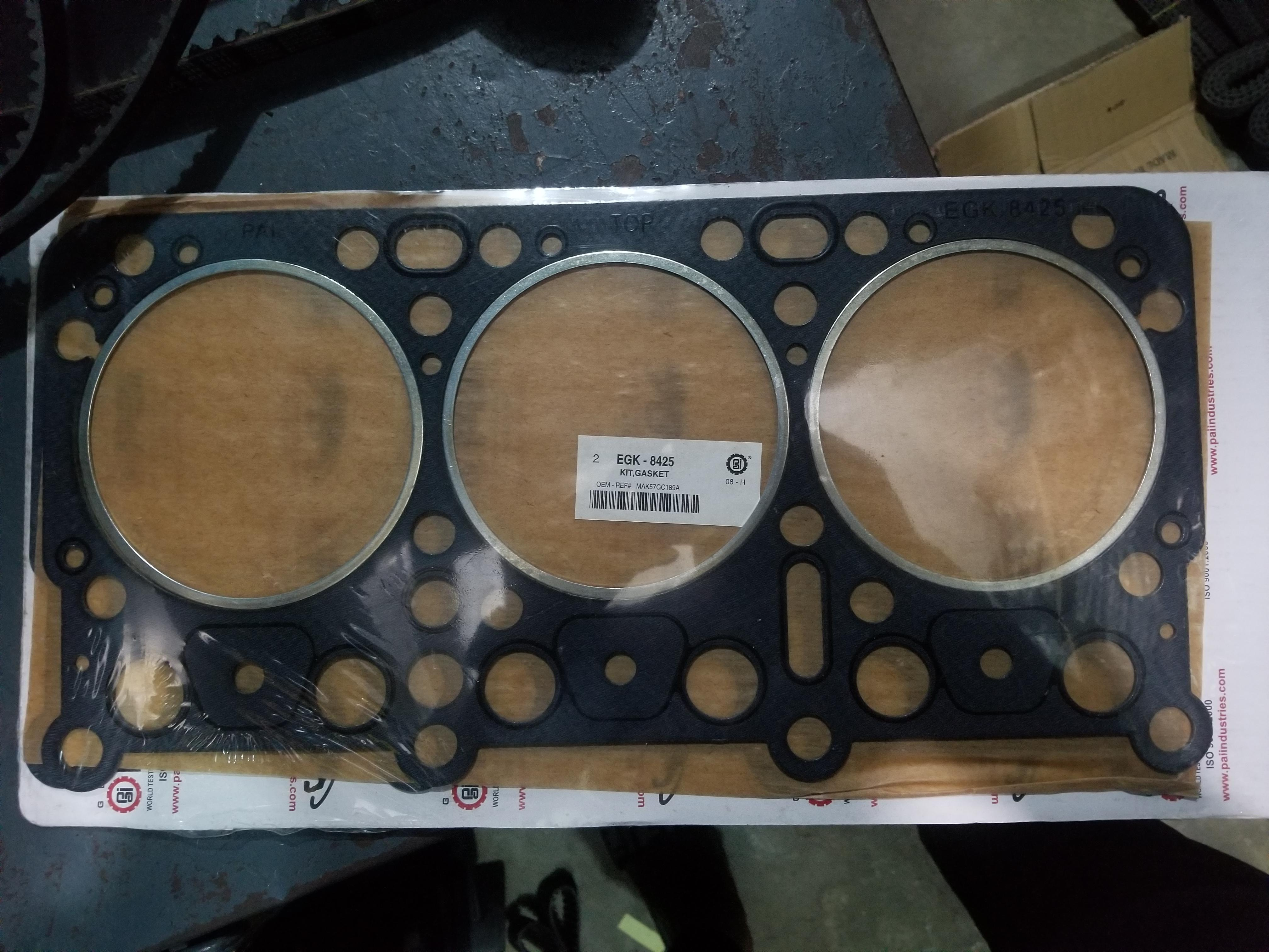 ORIGINAL NEW TOP GASKET