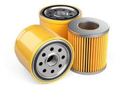 NEW GENUINE OIL FILTER