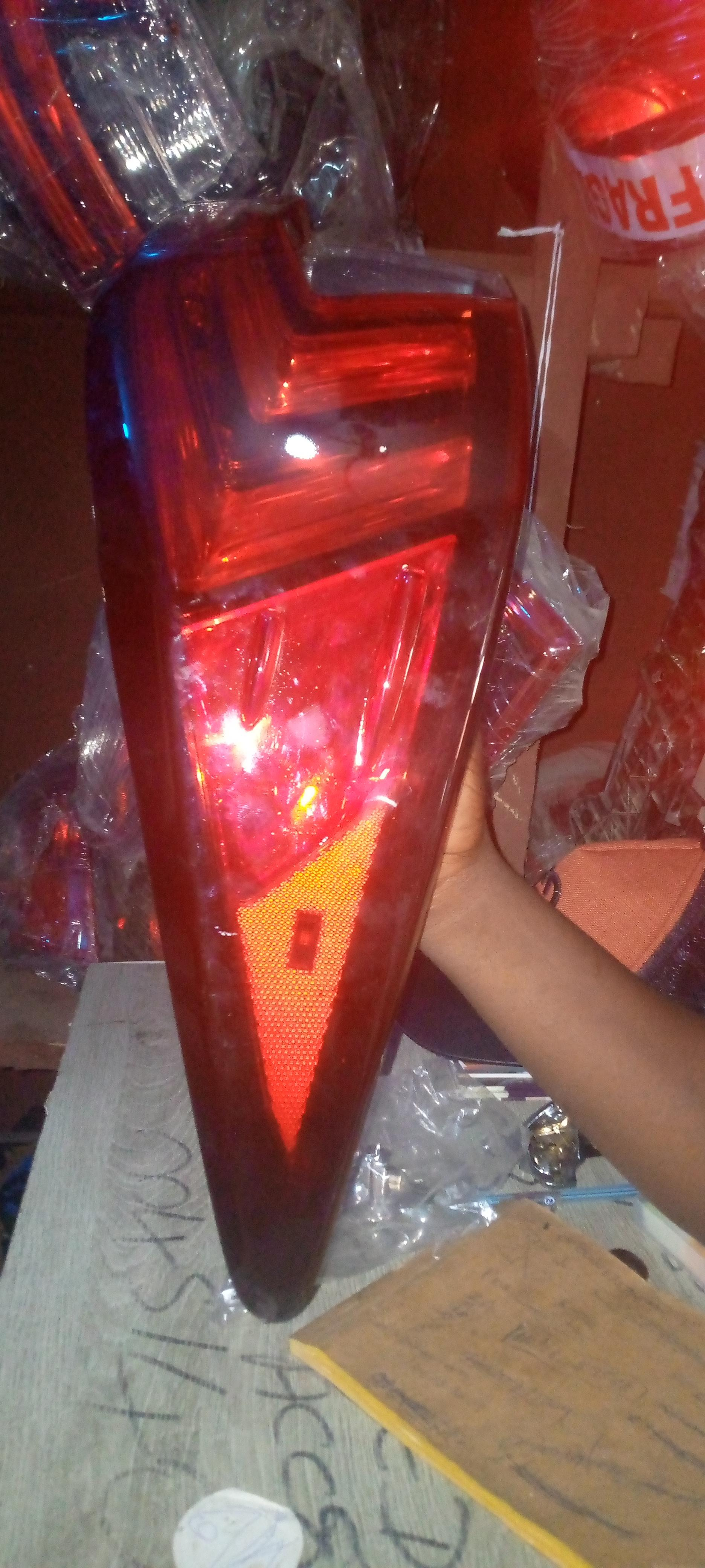 FAIRLY USED TAIL LIGHT