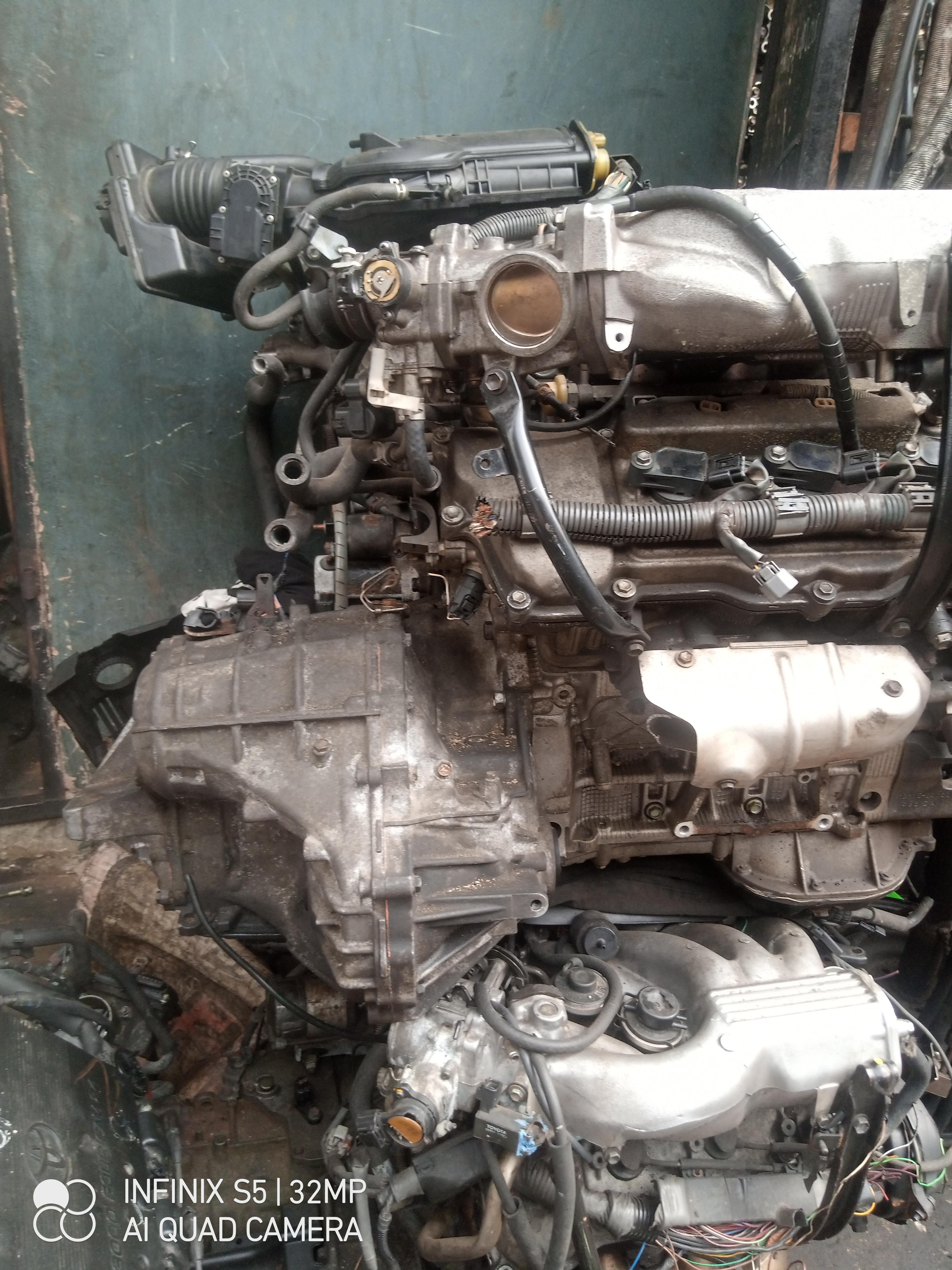 tested american used gear box