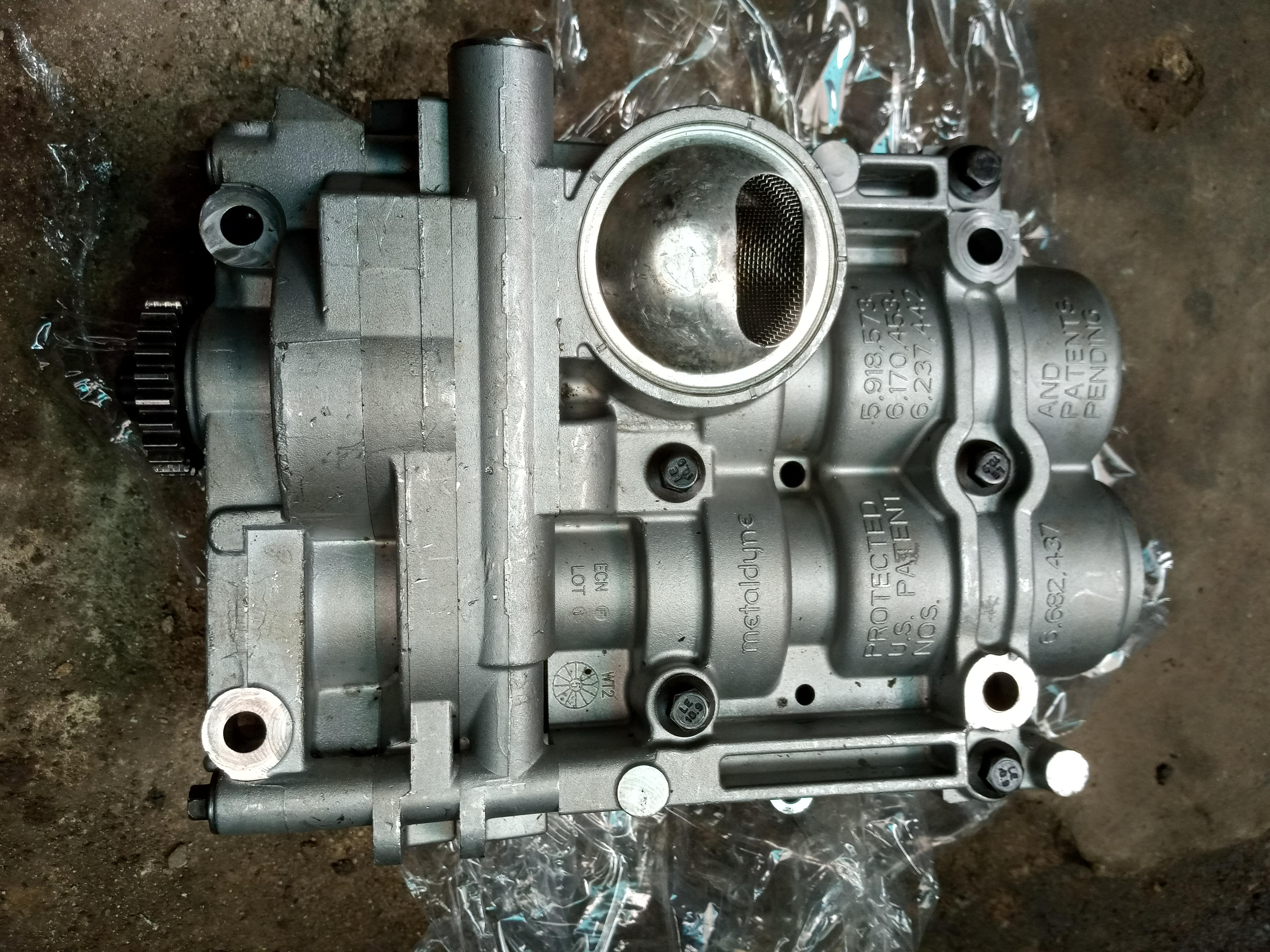 FAIRLY USED Oil Pump -  Toyota 2004-2006 Camry