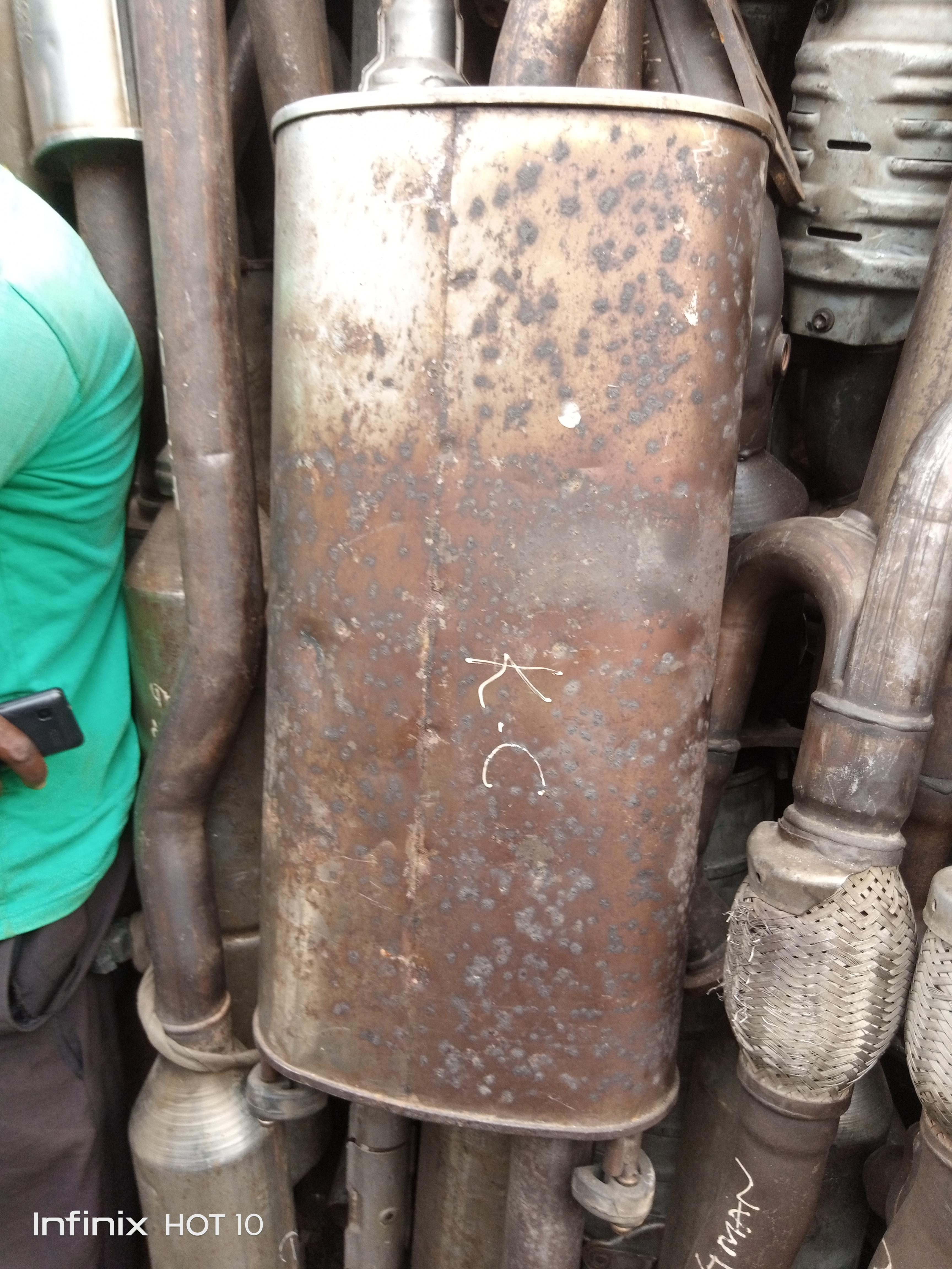 USED Exhaust System -  Honda 2012 Accord, Toyota 2012-2013 Camry