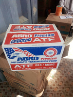 NEW ABRO AUTOMATIC TRANSMISSION FLUID