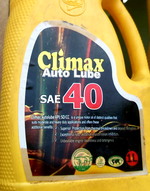 NEW CLIMAX ENGINE OIL