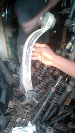 TOKUNBO USED CONTROL ARM