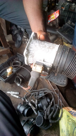 TOKUNBO USED AIR FLOW METER