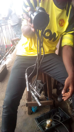 TOKUNBO USED IGNITION COIL WIRE