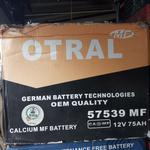 NEW CONFIRMED OTRAL BATTERY