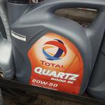 NEW TOTAL ENGINE OIL