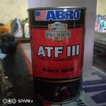 NEW ABRO TRANSMISSION OIL