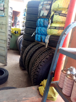 NEW GENUINE DOUBLE KING TYRE