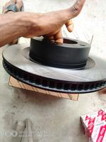 TOYOTA Brake Disc -  Pontiac 2009-2010 Vibe, Scion 2008-2014 xD, Toyota 2004-2014 Corolla, 2009-2013 Matrix