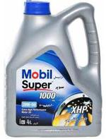 NEW MOBIL ENGINE OIL