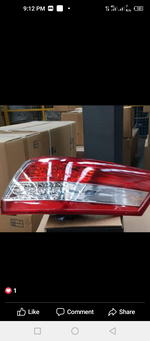 NEW GENERIC TAIL LIGHT